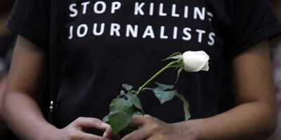 UNESCO deplores murder of journos